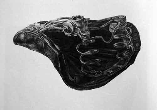 简单静物组合素描作品7 单个静物素描 2014年美术高考网
