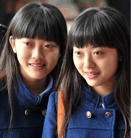 北京电影学院艺考初试双胞胎走红