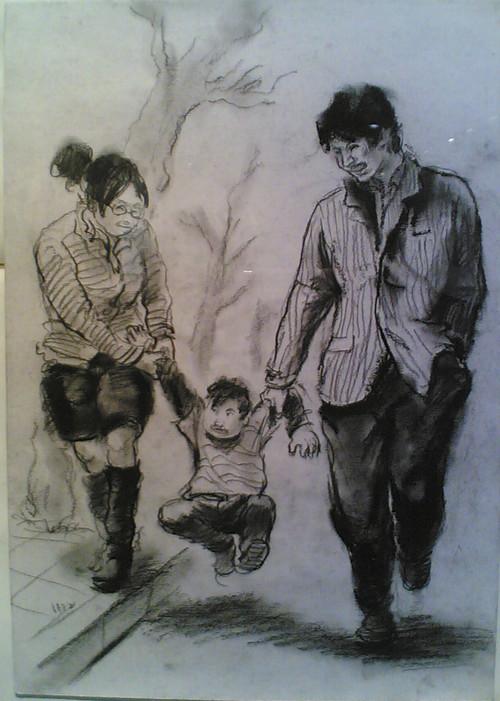 广州美术学院历年优秀试卷-创作