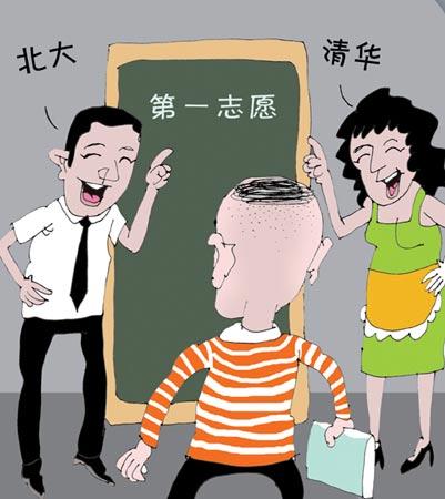 父母期望成高考考生最大压力源