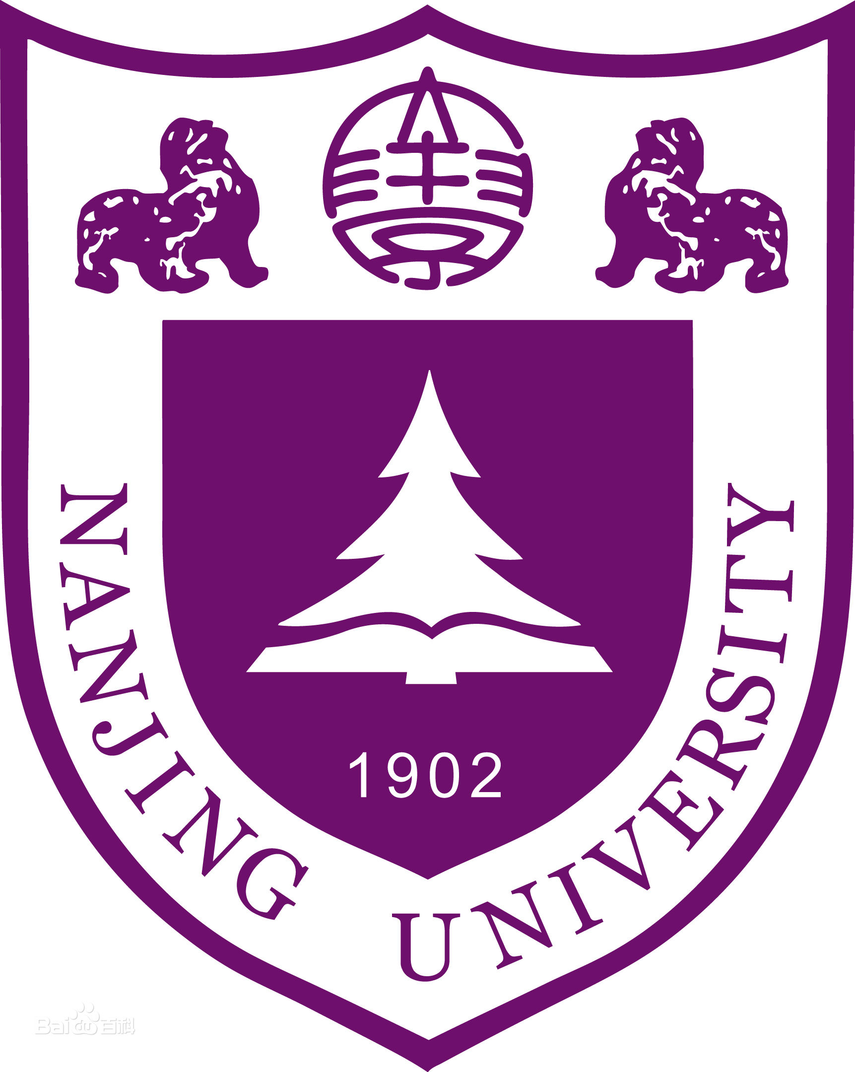 南京大学标志