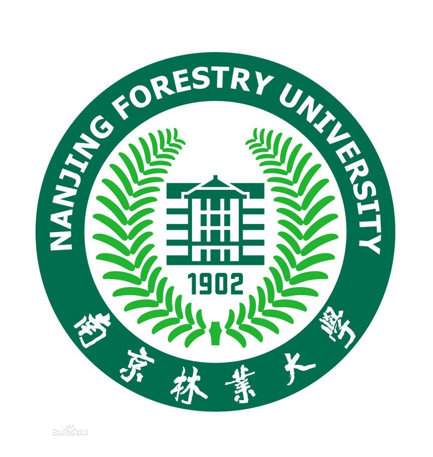 南京林业大学标志