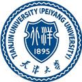 天津大学标志