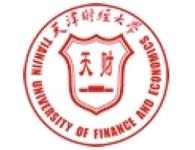 天津财经大学标志