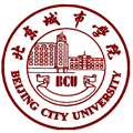 北京城市学院标志