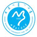 内蒙古民族大学标志