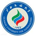 广西民族大学标志