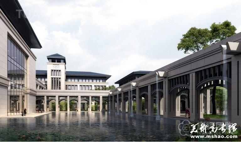 澳门大学珠海建新校 面积是老校区20倍