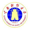 云南财经大学标志