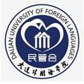 大连外国语大学标志