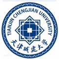 天津城建大学标志