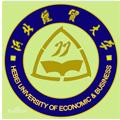 河北经贸大学标志