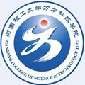 河南理工大学万方科技学院标志