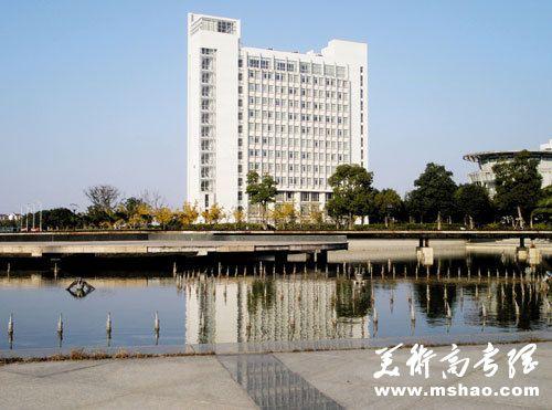 上海第二工业大学2014年艺术类专业录取原则