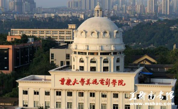 重庆大学美视电影学院2014年艺术类招生简章