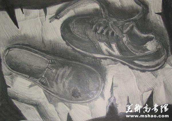 江南大学2013年美术设计素描考题
