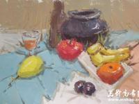 江南大学2013年美术设计类色彩考试题目(组图)