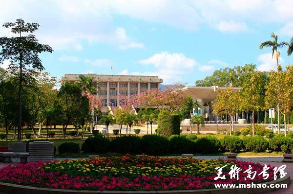福州大学2014年美术类专业招生简章