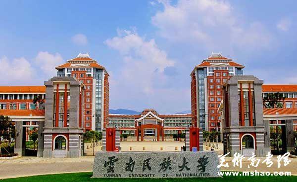云南民族大学招生网