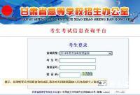 2014年甘肃美术联考统考专业成绩查询(已开通)