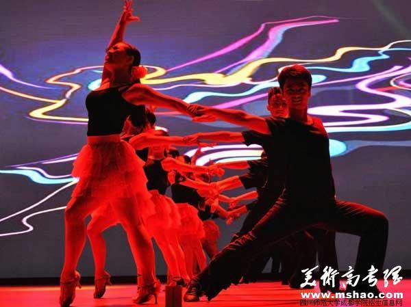 2014年四川师范大学成都学院舞蹈学院招生简章3