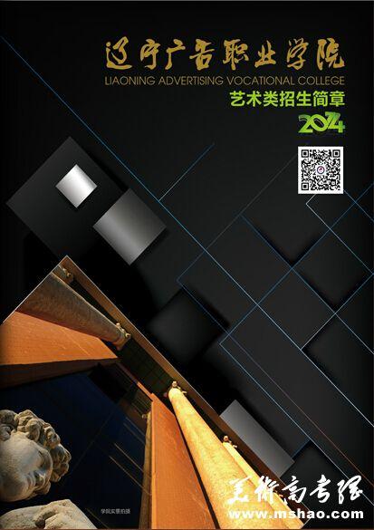 辽宁广告学院2014年艺术类专业招生简章