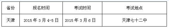 江西服装学院2015年艺术类专业招生简章(天津)