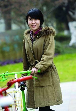 南京外国语学校七位女学霸被世界名校相中韩雨汐
