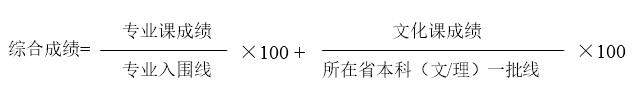 清华大学美术学院2016年本科录取原则
