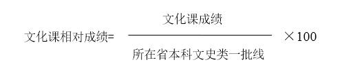 清华大学美术学院2016年本科录取原则3