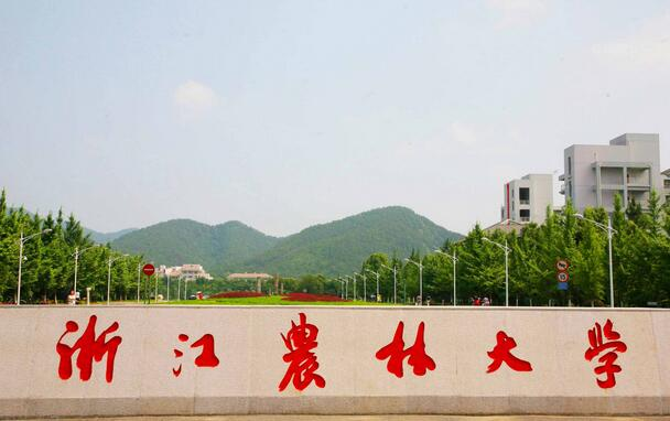 浙江农林大学2016年美术类校考招生简章