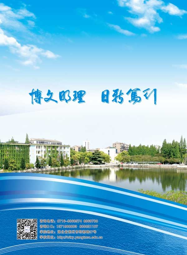 长江大学文理学院2017年艺术类招生简章4