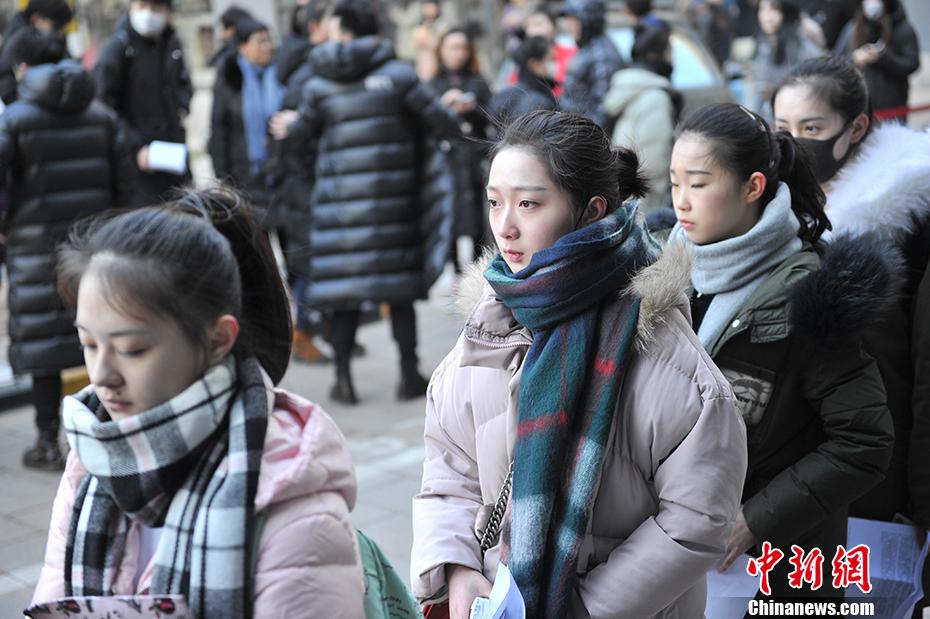 北京电影学院2017年度招生考试开始【组图】