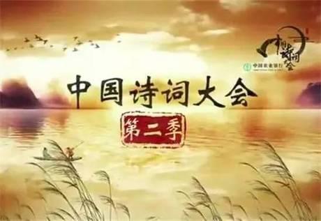 诗词大会为什么火遍中国 因为我们要的不只是生活