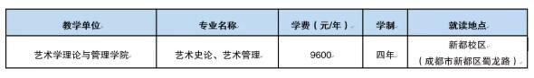 四川音乐学院2021年本科招生简介(非四川考生)