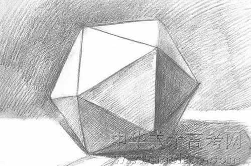 几何石膏素描图片 几何石膏素描,几何石膏素描图片