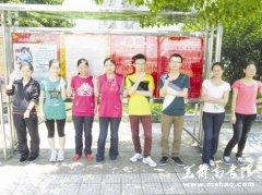 武汉一中学5对双胞胎赶考 校长从教27年首遇