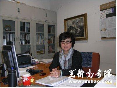 清华大学美术学院招办主任郭林红